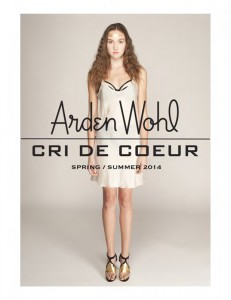 arden wohl x cdc ss#105354D