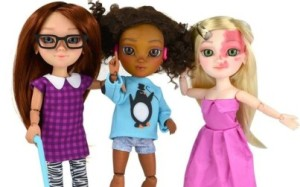 Makies The First Line Of Dolls with Disabilities