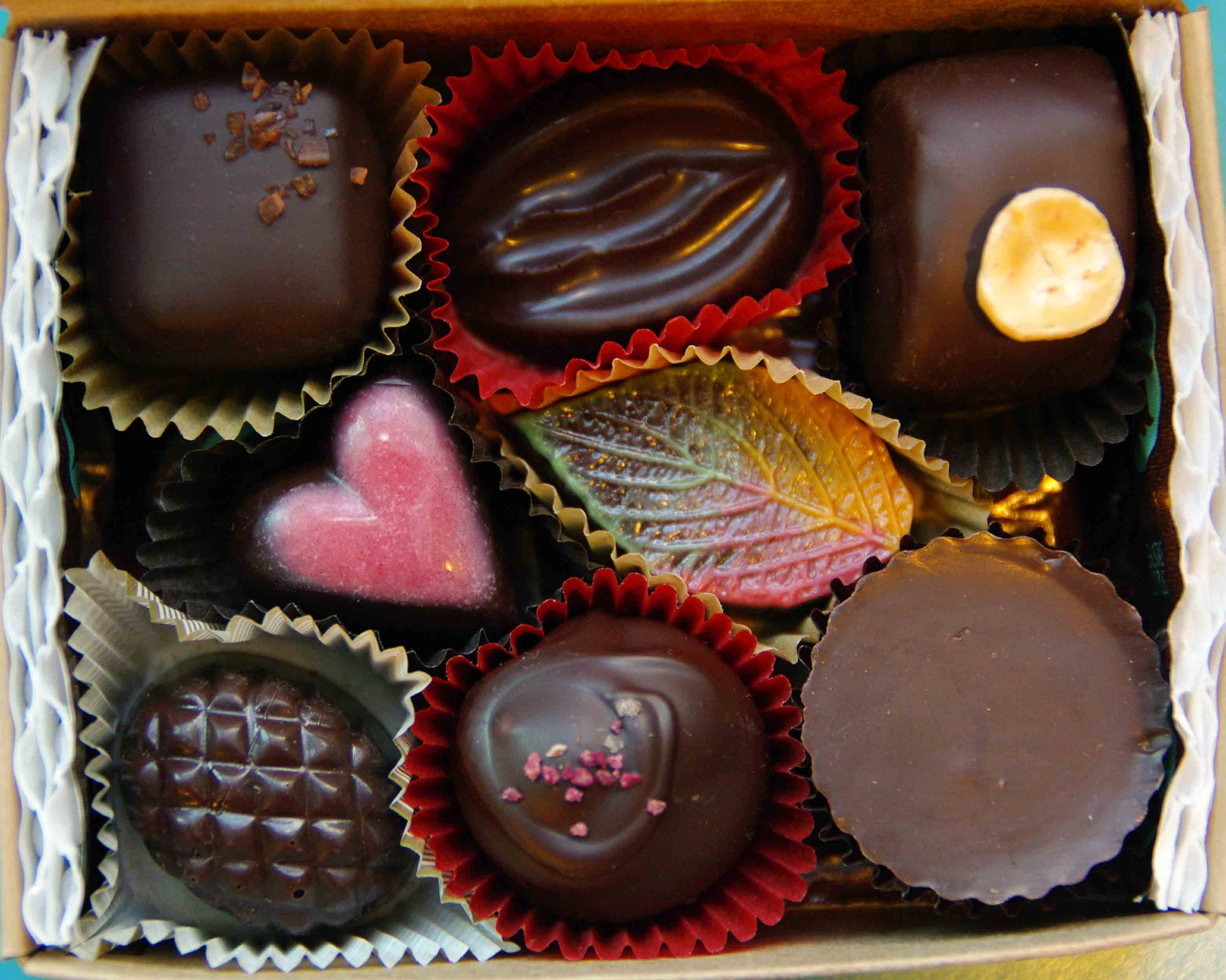 Lagusta's Chocolate Of The Month