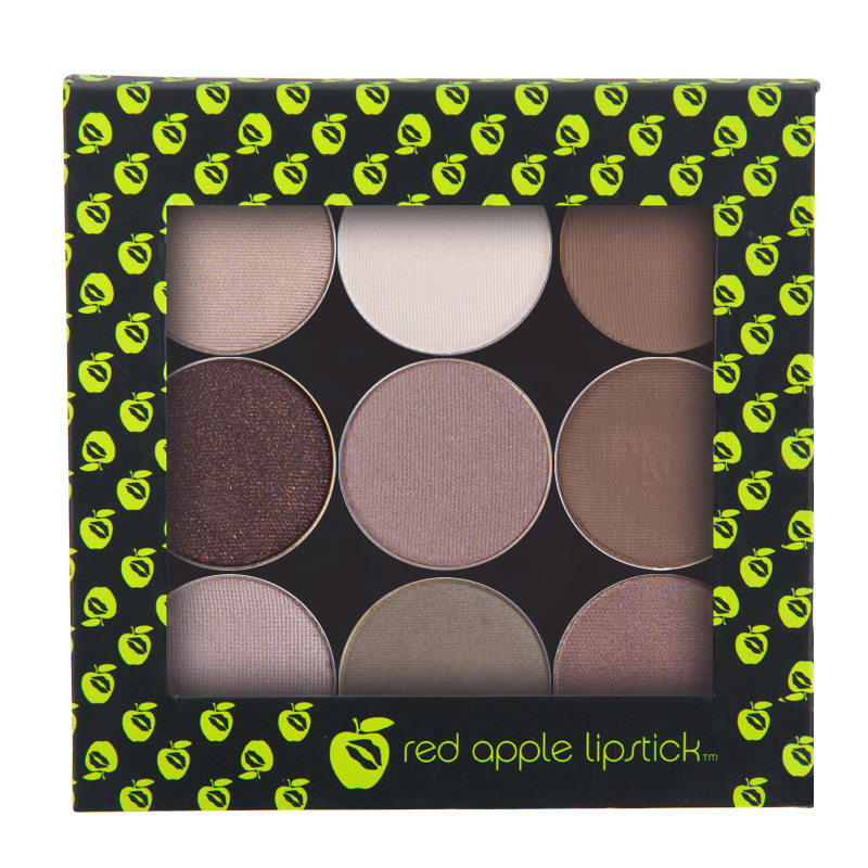 Red Apple Lipstick EyeShadow palette-large