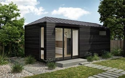 This Mini Modern House Is Perfect For Rental Income Or Guests