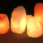 Salt Crystal Lamps Rock