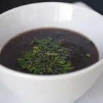 Spicy Coconut Black Bean Soup