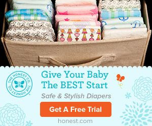 Free Trial Of Honest Company Eco-Friendly Baby & Home Products With This Link
