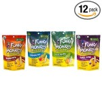 Funky Monkey Guilt-Free Snacking (& WIN A YEARS SUPPLY!)