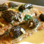 The Best Vegan Thing I Ever Ate: Vegan Chicken Marsala Masala with Fresh Morels