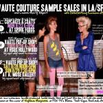 Vaute Couture's California Sample Sale Tour & Free Tank Lovin'