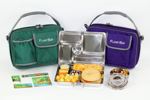Best Kids Lunchboxes, Planet Box