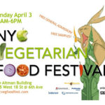 Join Us At The New York City Vegetarian Food Festival
