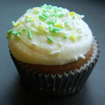 Irish Coffee Cupcakes & Whiskey Frosting