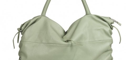 Lauren Bag Mint from NAVOH, $89 @moxsie.com