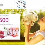 Win $500 Worth of 100% Pure Cosmetics & Support Cruelty Free!