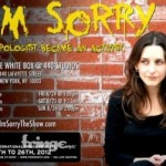I'm Sorry: How An Apologist Became An Activist