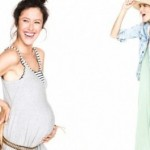 Hatching Something Beautiful: The Chicest Maternity Line