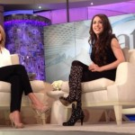 Attachment Parenting Advocate Chloé Jo Davis Goes Head-To-Head With Katie Couric
