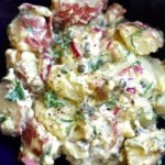 Cheezy Danish Potato Salad