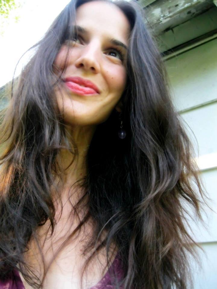 Drop dead gorgeous designer Melissa Slack