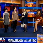 Fox News Presents Cruelty Free Fall Fashion