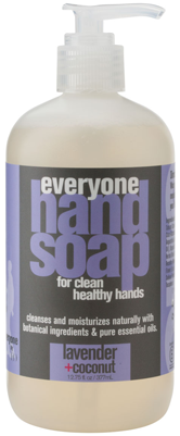 Everyone Hand Soap Lavender + Coconut, $4.99 @eoproducts.com