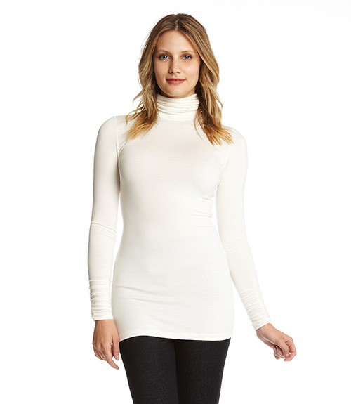 Turtleneck, $34 @karenkane.com