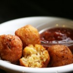 Corny Goodness: Gluten-Free Vegan Hushpuppies