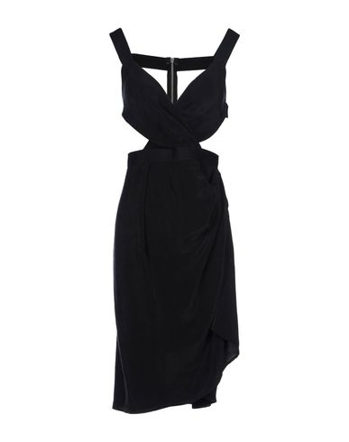 MASTER&MUSE x DANIEL SILVERSTEIN Knee-length dress, $533 @yoox.com