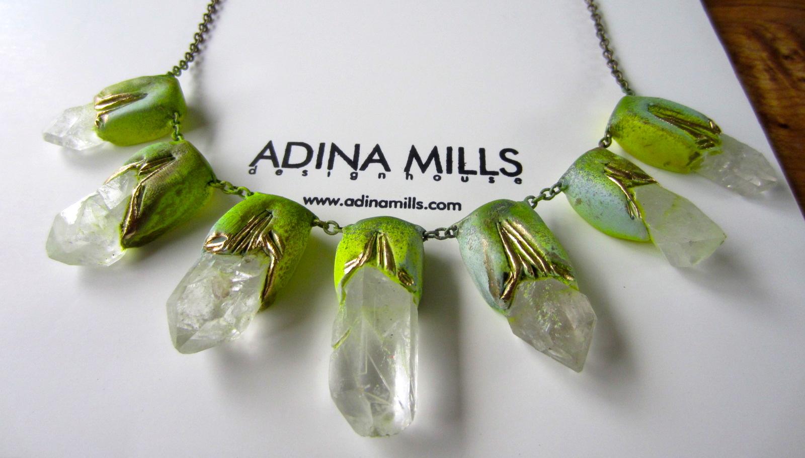Adina Mills