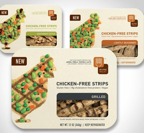 Beyond Meat Vegan Chicken Strips