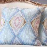 Custom Pillows Made With Your Art (Or Your Little Picasso's Scribbles!)