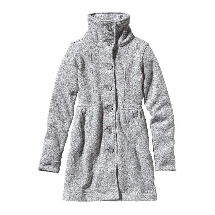 Patagonia Women's Better Sweater® Fleece Coat $179 @patagonia.com