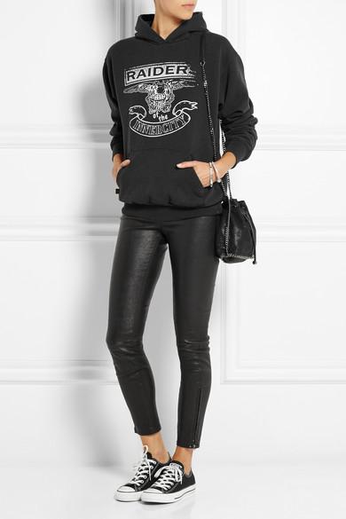 Inner city raiders hoodie, $155 @netaporter.com