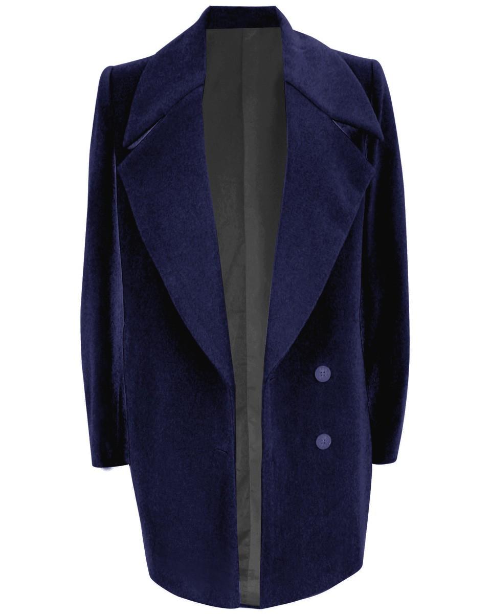 air Trade Vegan Cocoon Coat, £120 @fashion-conscience.com