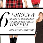 6 Green, Cruelty-Free Pieces Your Closet Needs This Fall