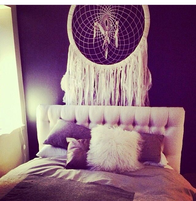 Dream Catcher Above Bed The Most Gorgeous Dream Catchers We've Ever Seen GirlieGirl Army 4