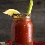 Organic Vegan Cucumber Bloody Mary