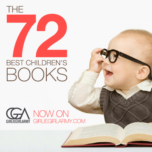 The 72 Best Ever Children's Books
