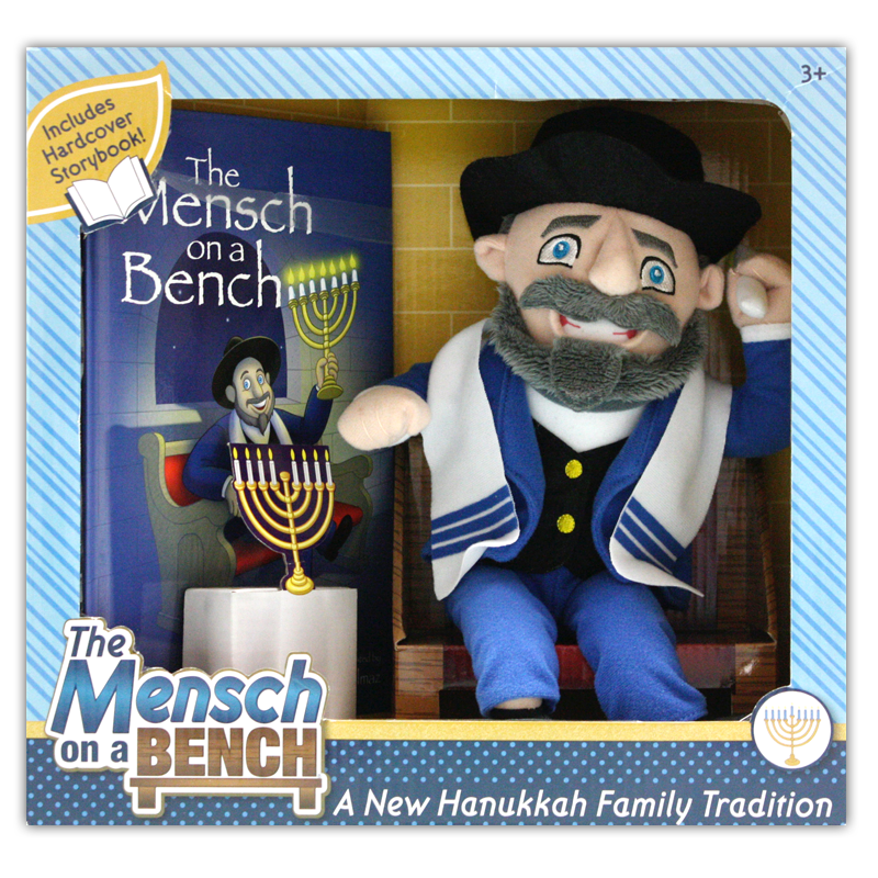 mensch on a bench, $36 @ themenschonabench.com