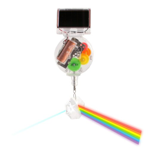 Solar Powered Rainbow Maker, $31 @amazon.com