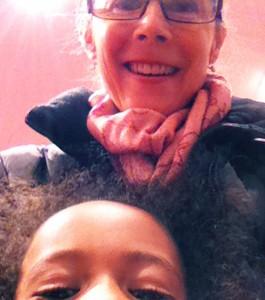 Dina and Daughter