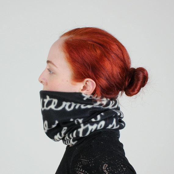 Maya Epler cowl, $9 @etsy.com