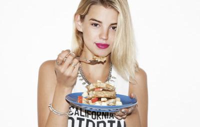 Apple Cinnamon Pancakes - Vegan And Gluten Free