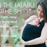 The Most Precious Way To Wear Your New Baby