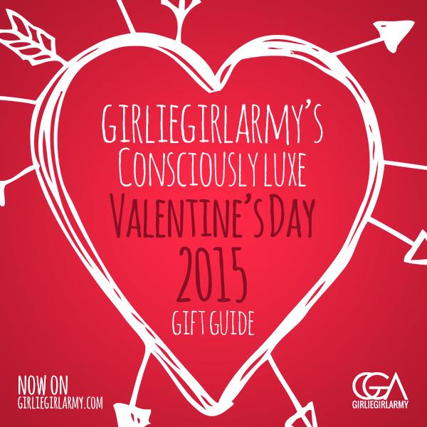 GirlieGirlArmy 2015 Valentine's Day Gift Guide
