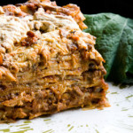 Veganized Version Of Del Posto's 100-Layer Lasagna