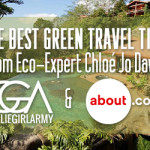 The Best Green Travel Tips
