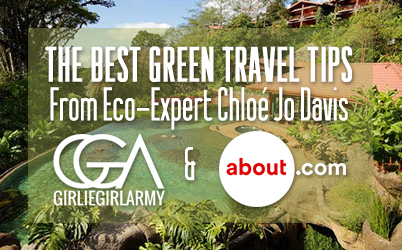 The Best Green Travel Tips {Video & Article}