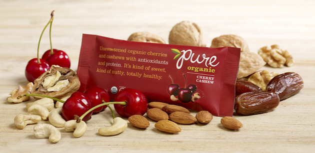 We love Pure Organic Bars!