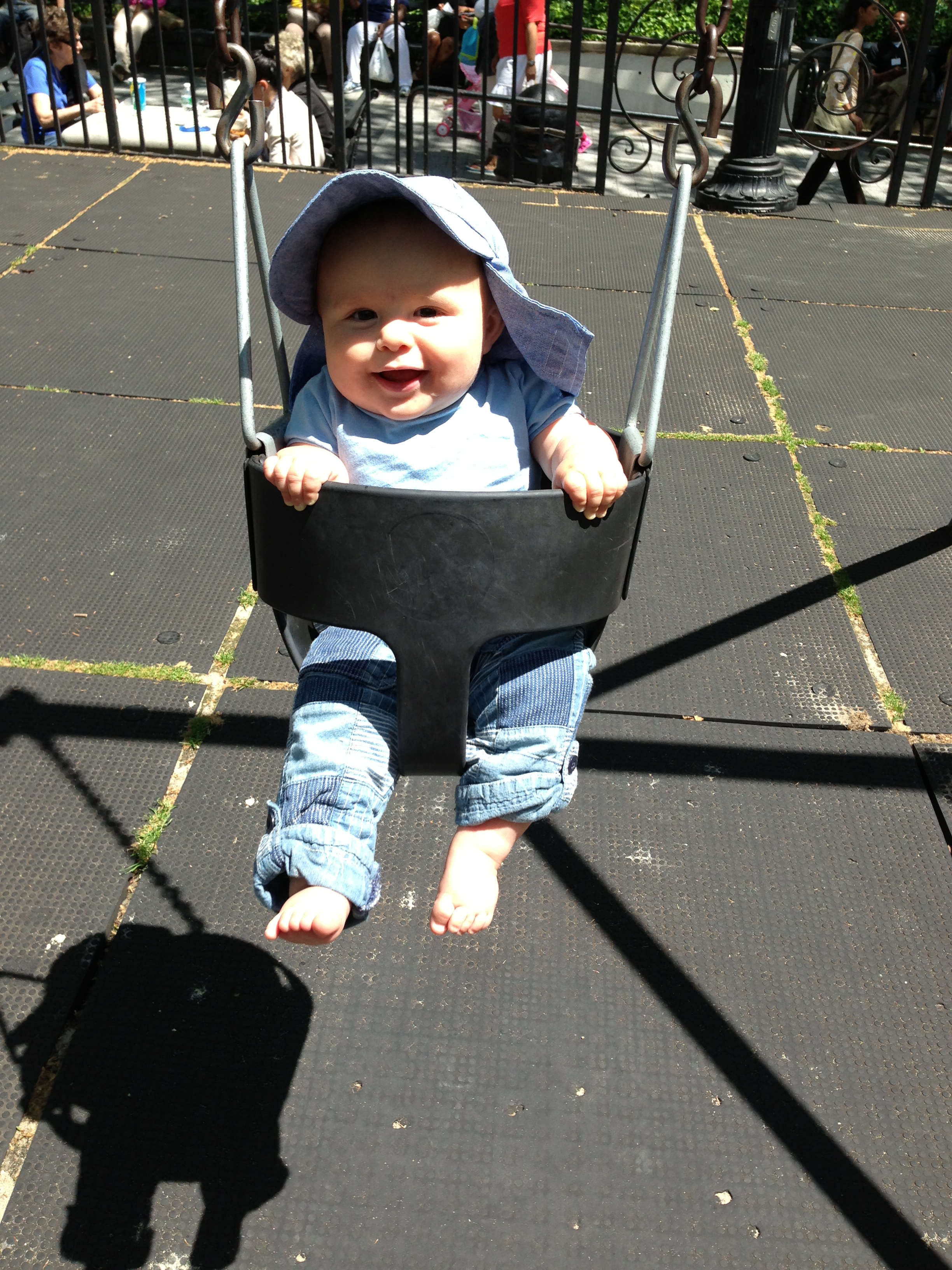 Playground Safety Guide for Parents
