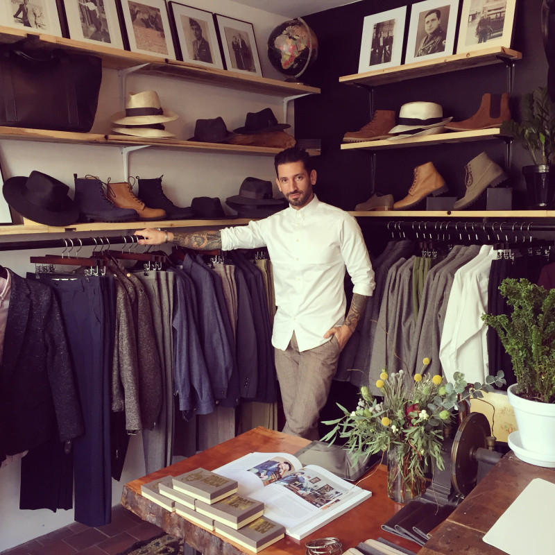 Brave Gentleman First Ever Vegan and Sustainable Minded Mens Store Opens In Brooklyn
