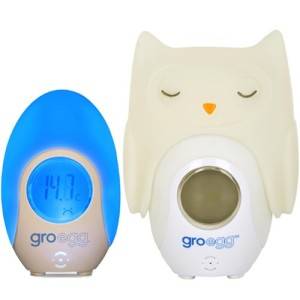 Gro Egg Nightlight and Thermometer